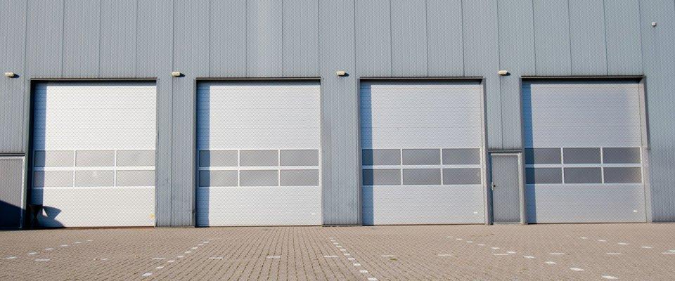 industrial door installation