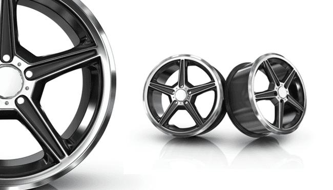 Cromatura cerchi auto e moto