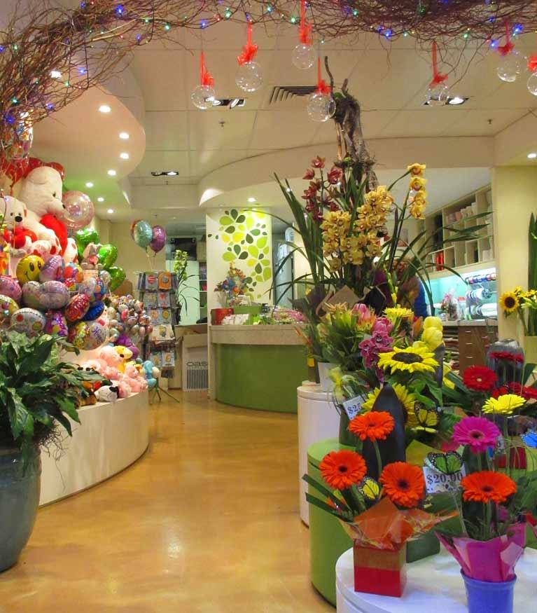 Erindale florist shop