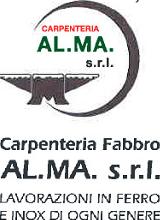 CARPENTERIA FABBRO AL.MA.-Logo