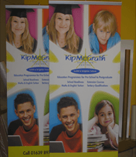 school leaflets