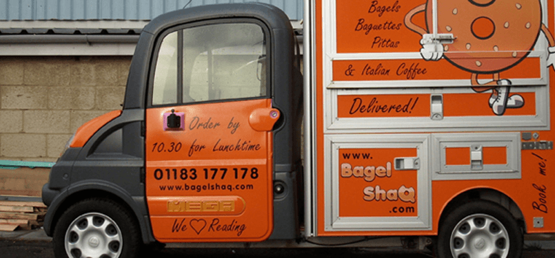 bagel van graphics