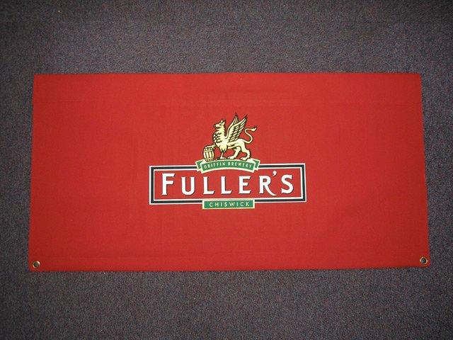 Fuller's Beer towell