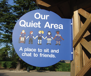 children's sign