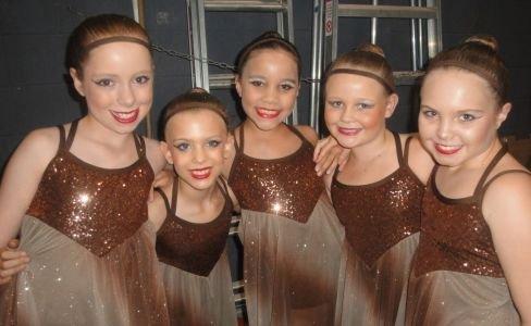 reflexions dance studio dancers