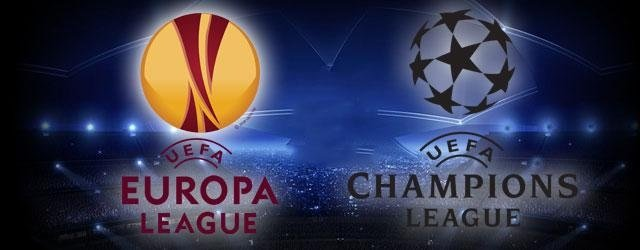 artite di Serie A, Serie B, Champions League ed Europa League