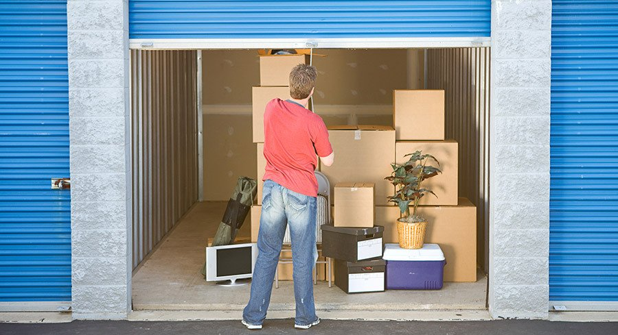 Self storage Christchurch