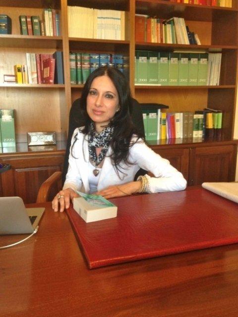 avv. Maria Grazia D'Amelio