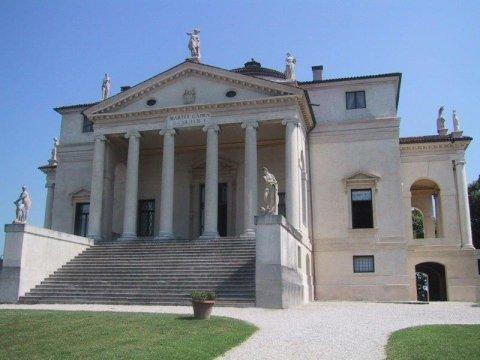 Villa La Rotonda Capra Valmarana