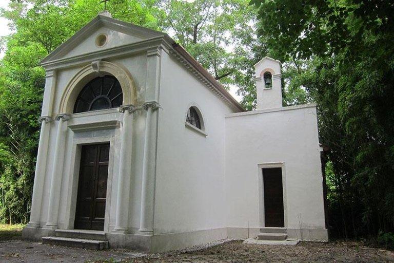oratorio dopo il restauro