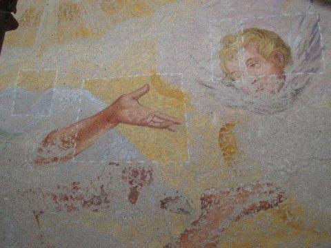 affreschi Tomitano