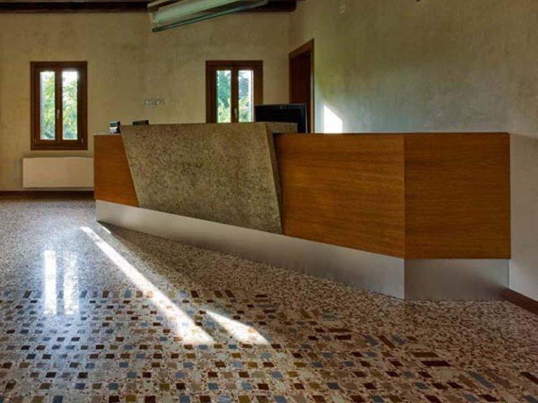 Foto di Paolo Monello. Progetto e D.LL Arch. Rigo Gianni