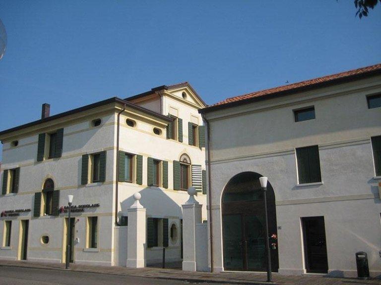 Complesso di Villa Renier dopo il restauro