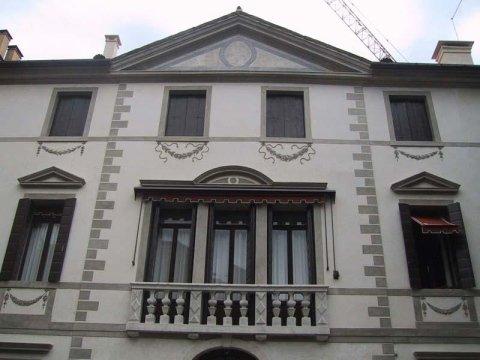 Villa Caccianiga dopo il restauro