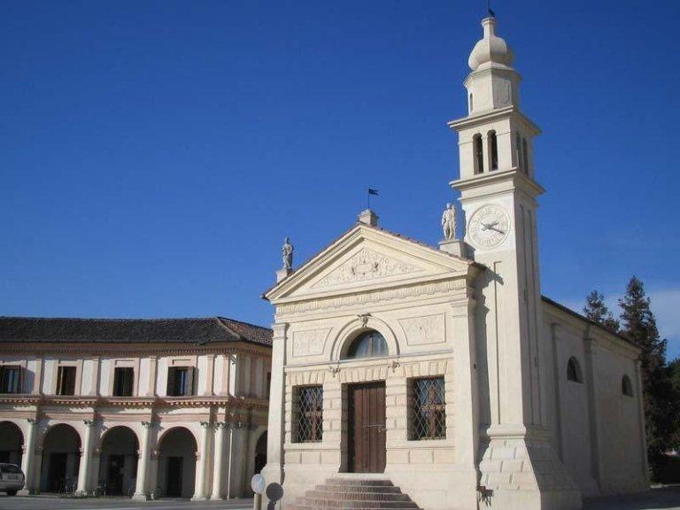 Ex chiesetta di S. Antonio dopo il restauro