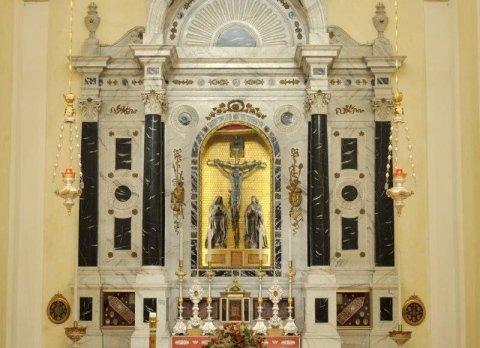 Altare lapideo