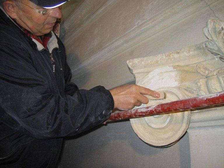 restauro capitelli