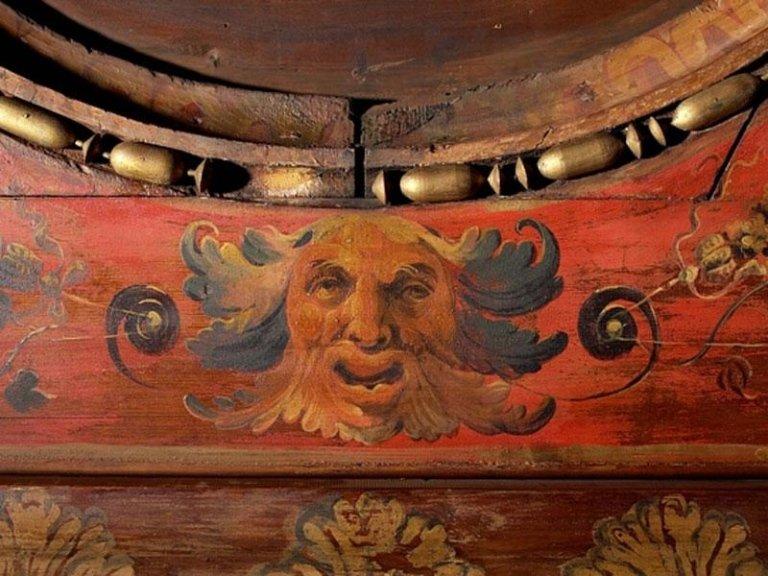 decorazioni Palazzo Thiene