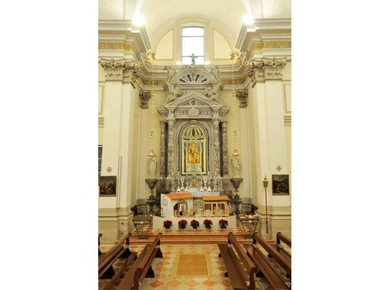 Restauro navata principale