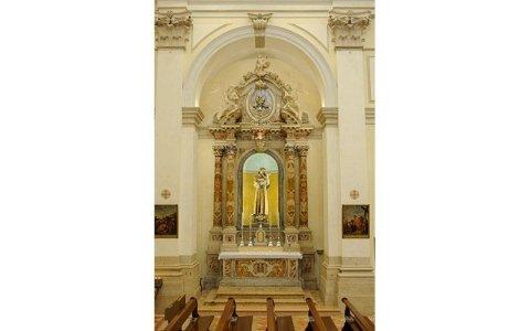 Altare di S. Antonio, Duomo di Codroipo. Foto di Michelotto Ugo