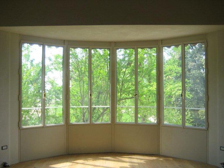 vivere in ambienti con luce e calore naturali