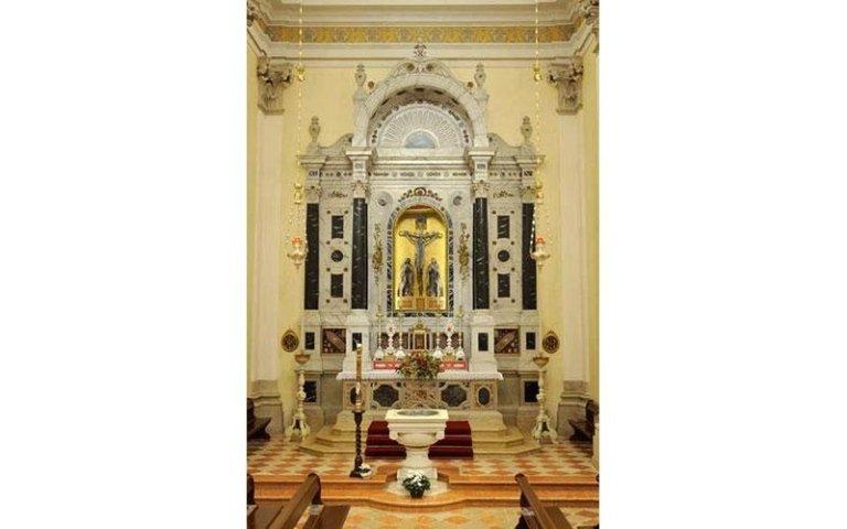 restauro altare