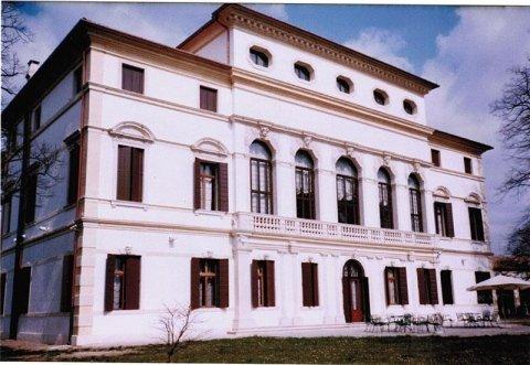 Villa Tiepolo ora Marcello Del Majno dopo il restauro