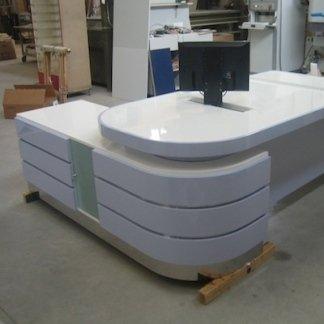 mobili di plastica per uffici