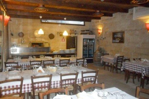 Osteria Pizzeria Carbinia Cavallino, Lecce
