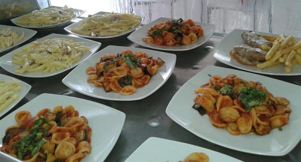 piatti di pasta