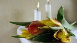 fiori per funerali, addobbi floreali funerali, bouquet per funerali