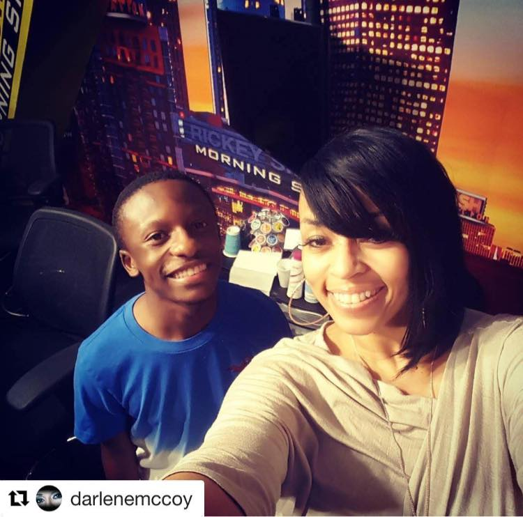 Rev. Jared Sawyer Jr. appearance on the Darlene McCoy Show