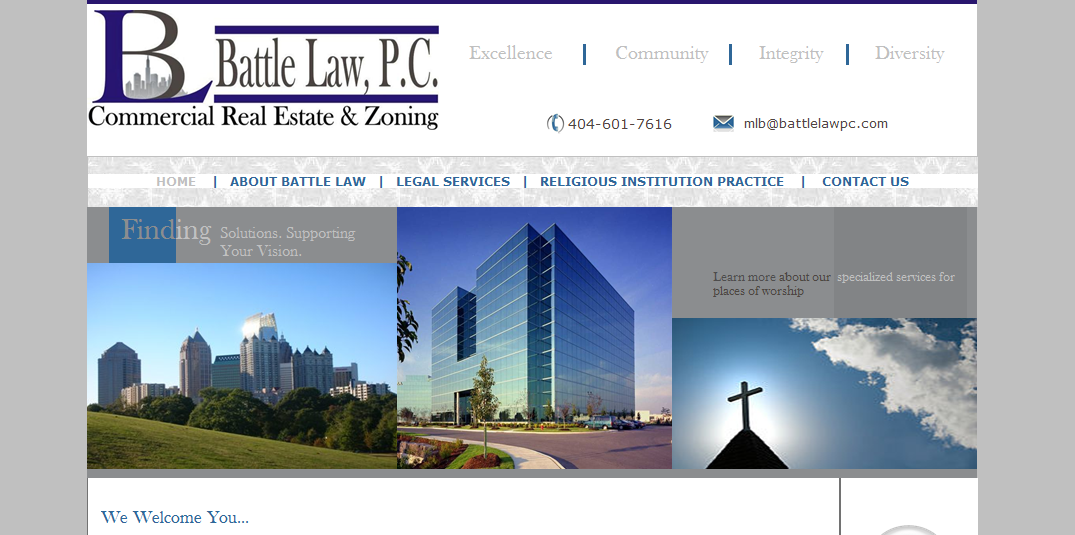 Attorney Website Packages