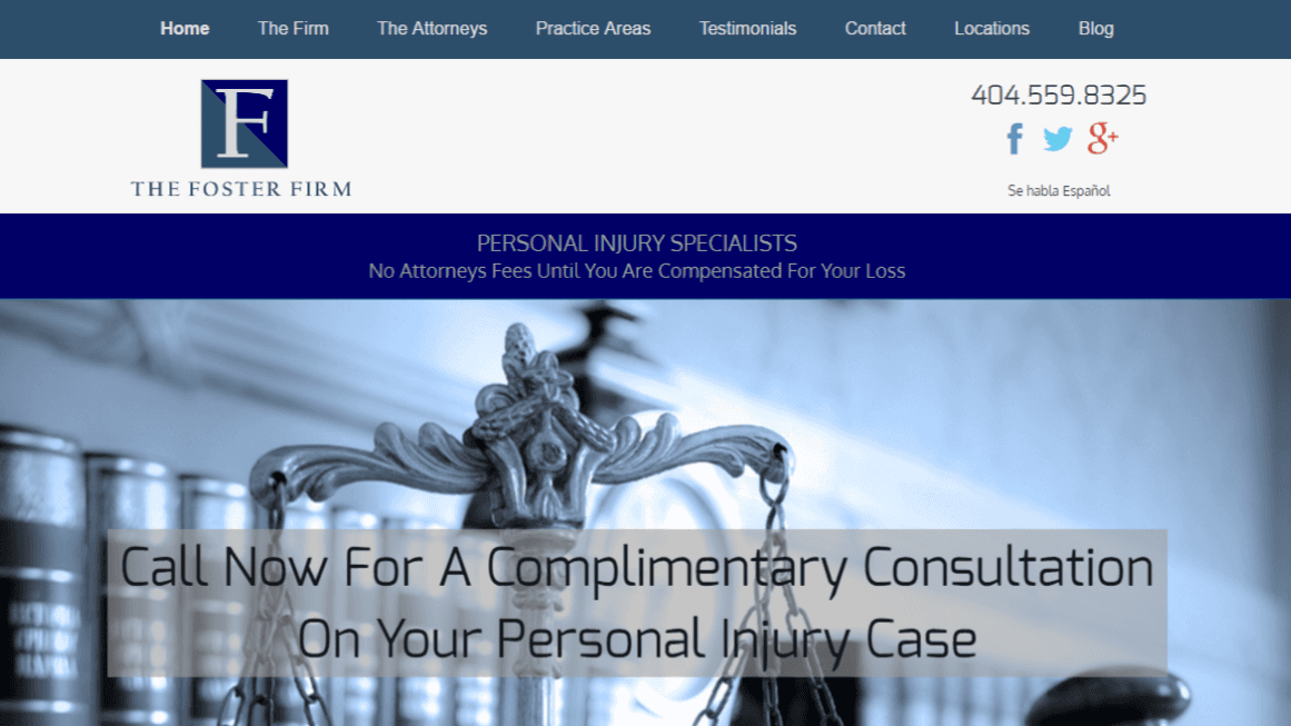 Law Firm Website Packages