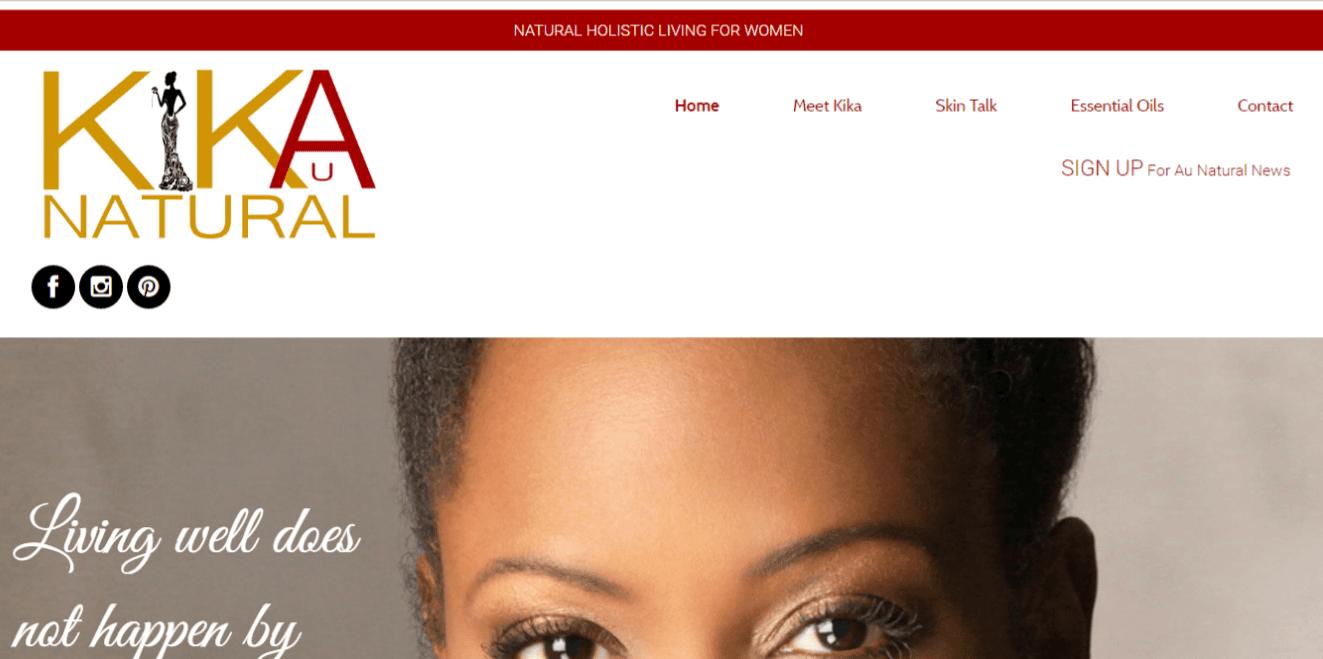 Beauty Salon Website Packages