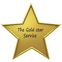 newcastle motor repairs gold star service logo