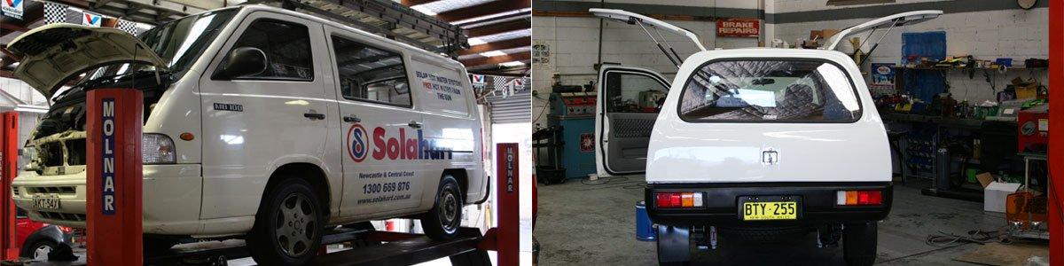 newcastle motor repairs car service