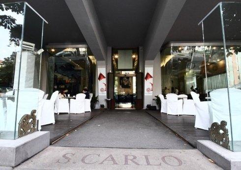 Benvenuti alla Pasticceria San Carlo