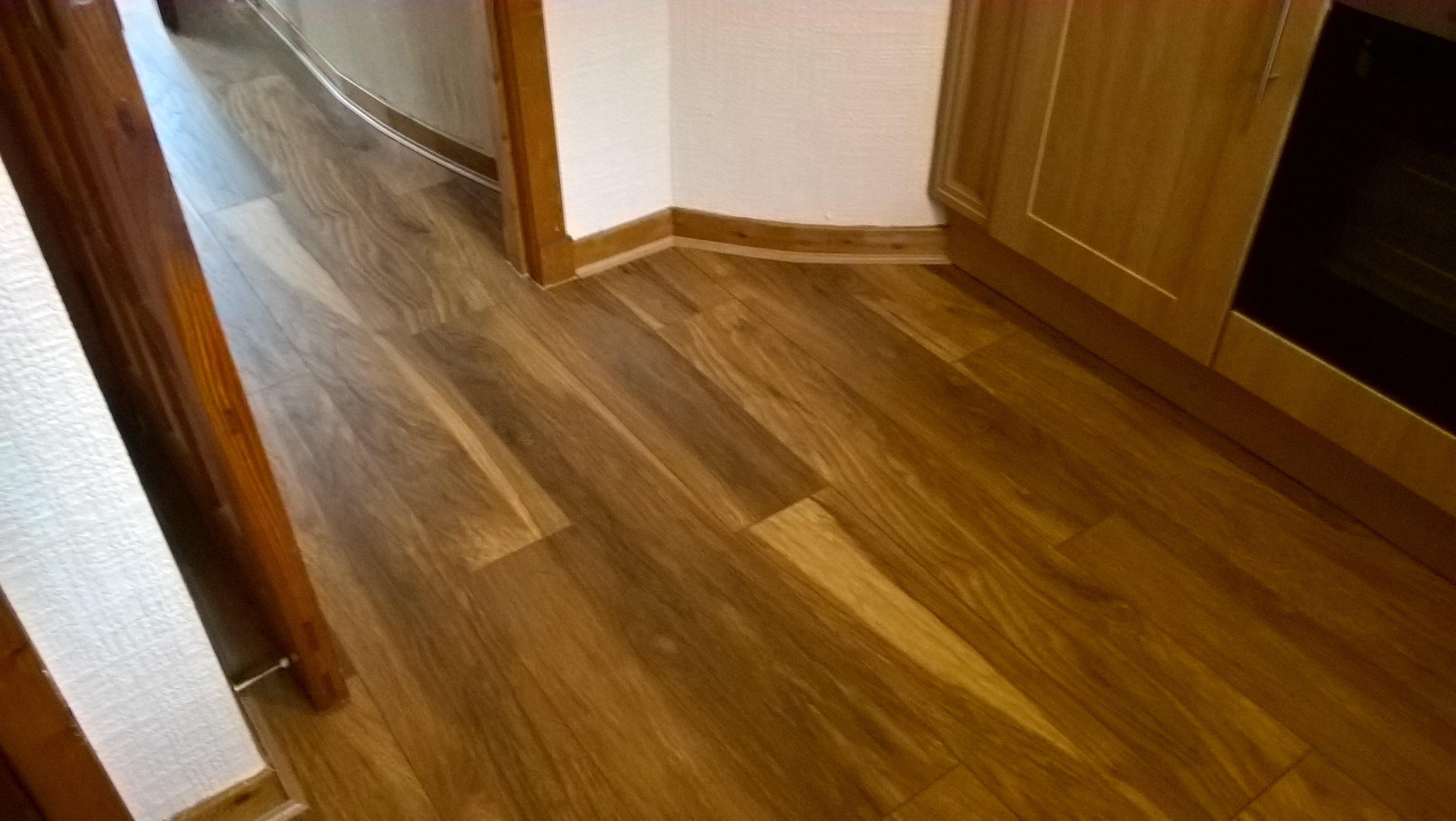 Oak Style Laminate Flooring