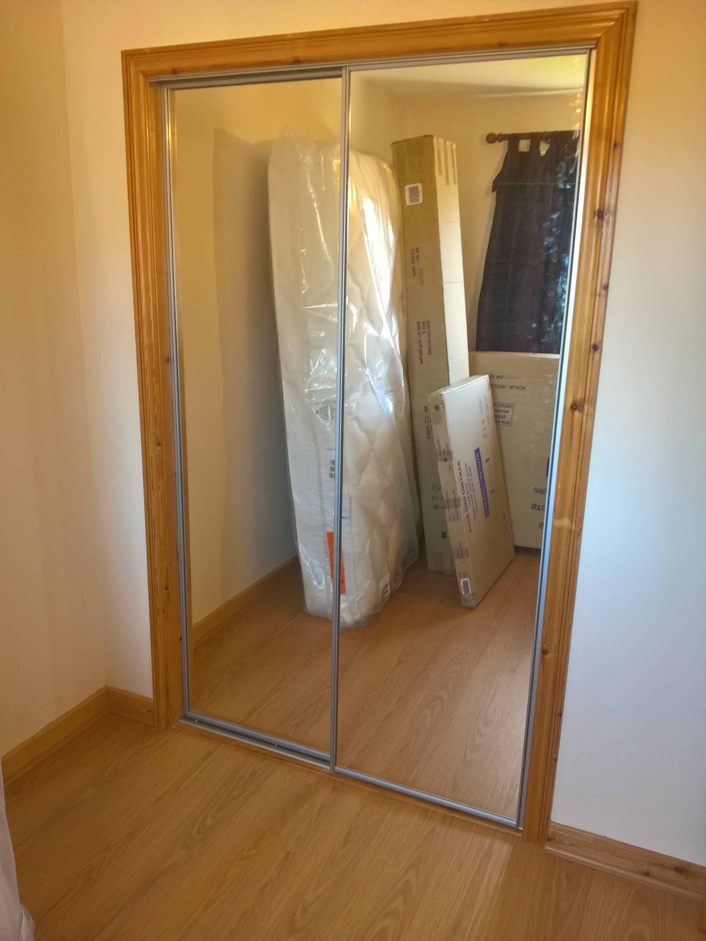 Made to Measure Wardrobe Sliding Doors