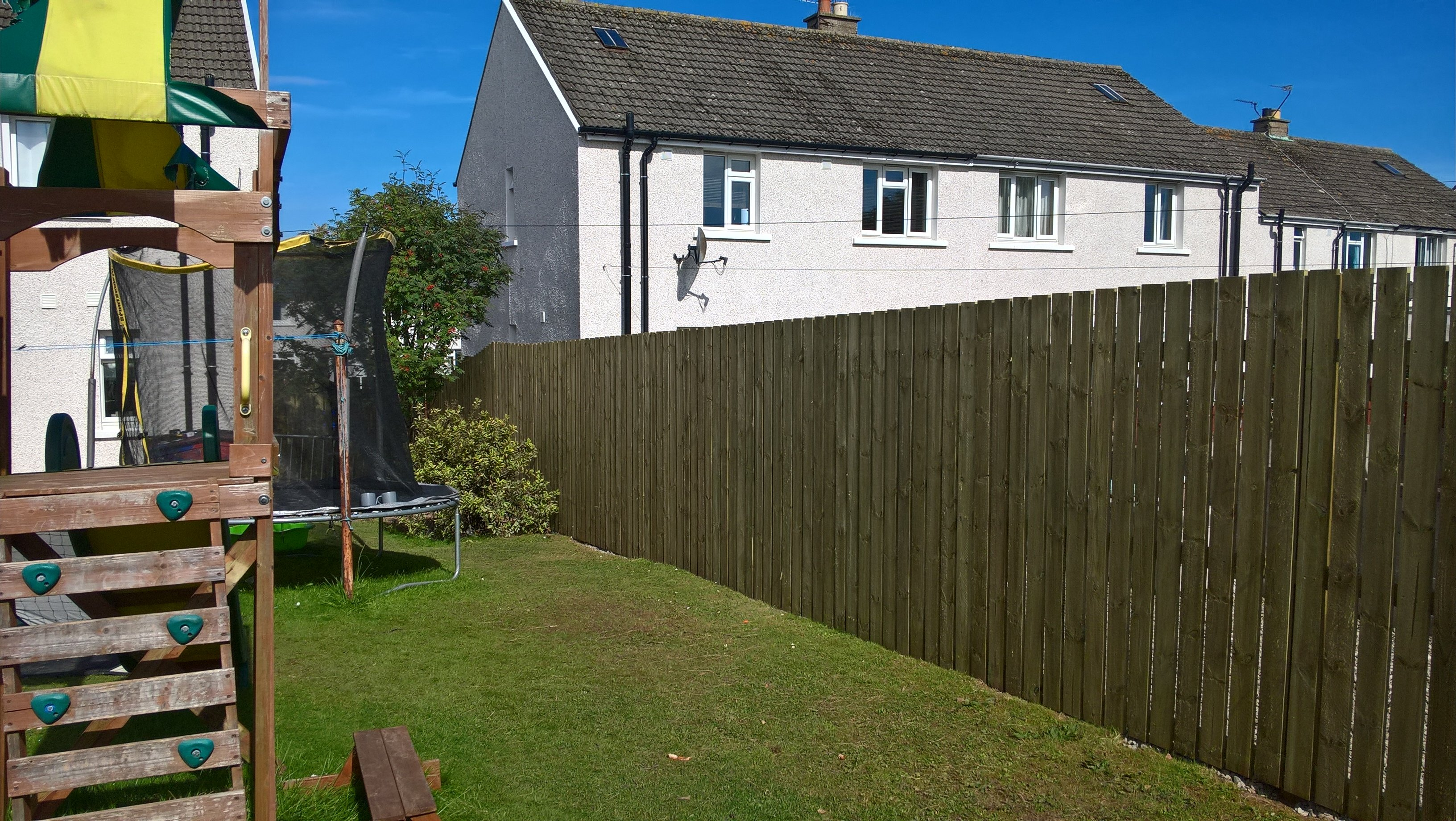 6ft Fencing
