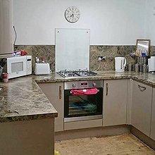 Marble Effect Kitchen
