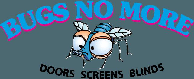 bugs no more logo