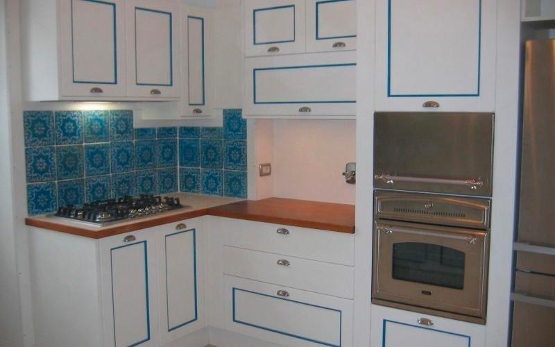 realizzazione cucina in legno