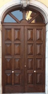 Verniciare Porte In Legno.Laccatura E Verniciatura Porte E Portoni Genova Co Fran
