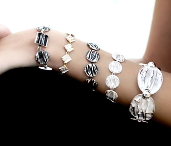 MIDHAVEN Lavish contemporary sterling silver jewellery