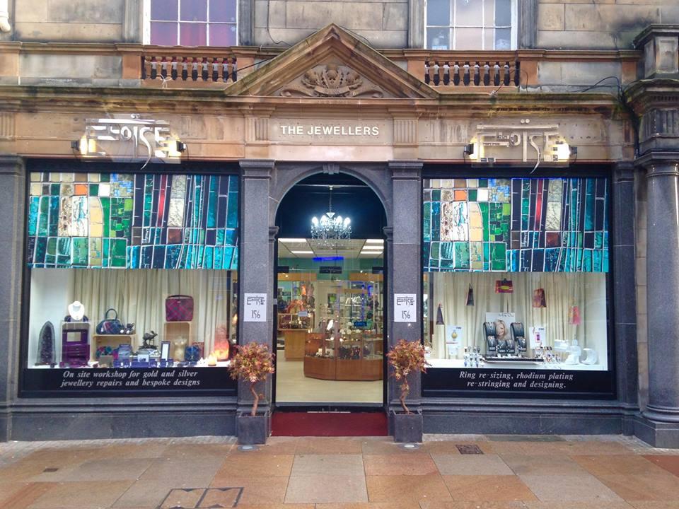 Eloise shop front