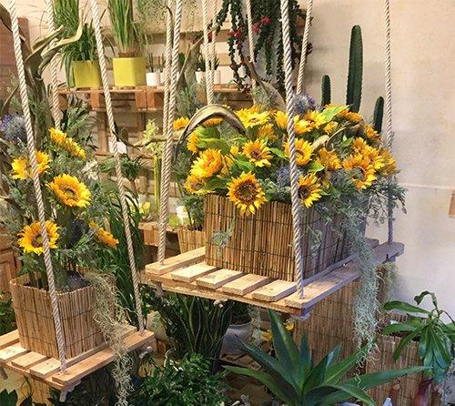 Bouquet di girasoli da Bozzato Flor Plant, in provincia di Venezia