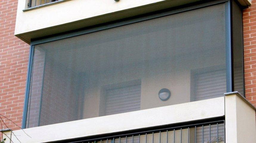 zanzariera da balcone
