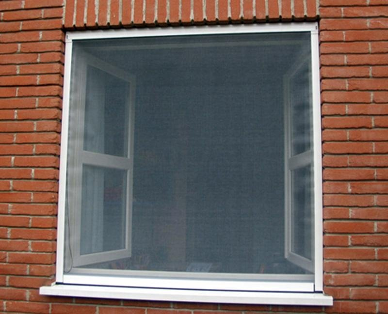 zanzariera per finestra a molla